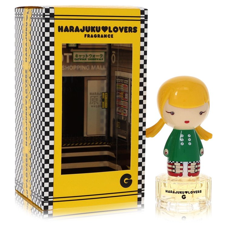 Harajuku Lovers Wicked Style G Perfume 100 ml EDT Spay for Women