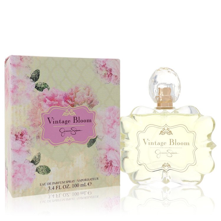 Jessica Simpson Vintage Bloom by Jessica Simpson Women's Eau De Parfum Spray (unboxed) 1 oz