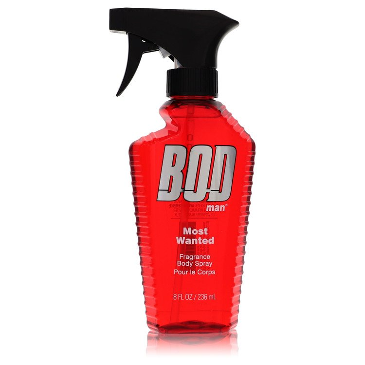 Bod Man Most Wanted by Parfums De Coeur for Men Gift Set -- Bod Man Set Includes Blue Surf, Really Ripped Abs, Most Wanted and B