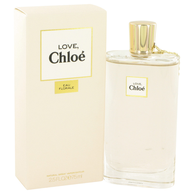 Chloe Love Eau Florale Perfume 75 ml Eau De Toilette Spray (unboxed) for Women