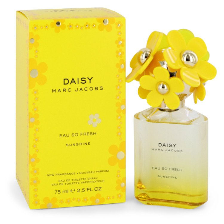 Daisy Eau So Fresh Sunshine Perfume 1.7 oz EDT Spray(Tester) for Women