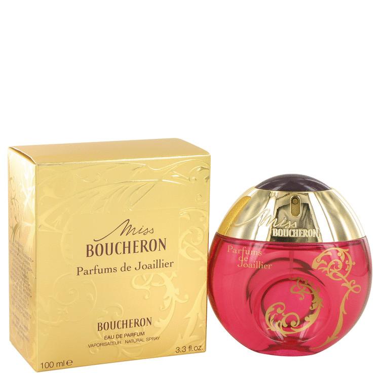 Miss Boucheron Parfums De Joaillier Perfume 100 ml Eau De Parfum Spray (unboxed) for Women