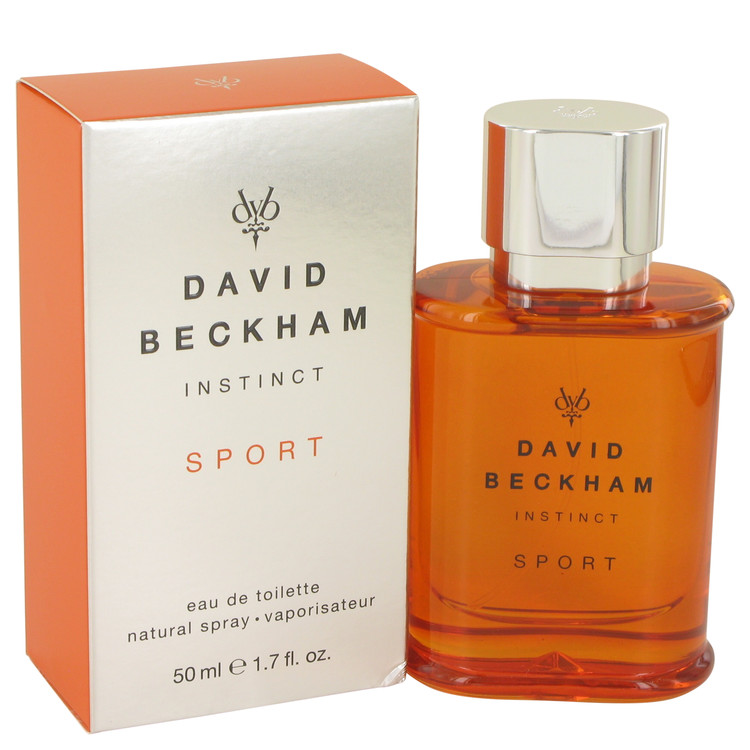 David Beckham Instinct Sport by David Beckham Men's Eau De Toilette Spray (unboxed) 1.7 oz