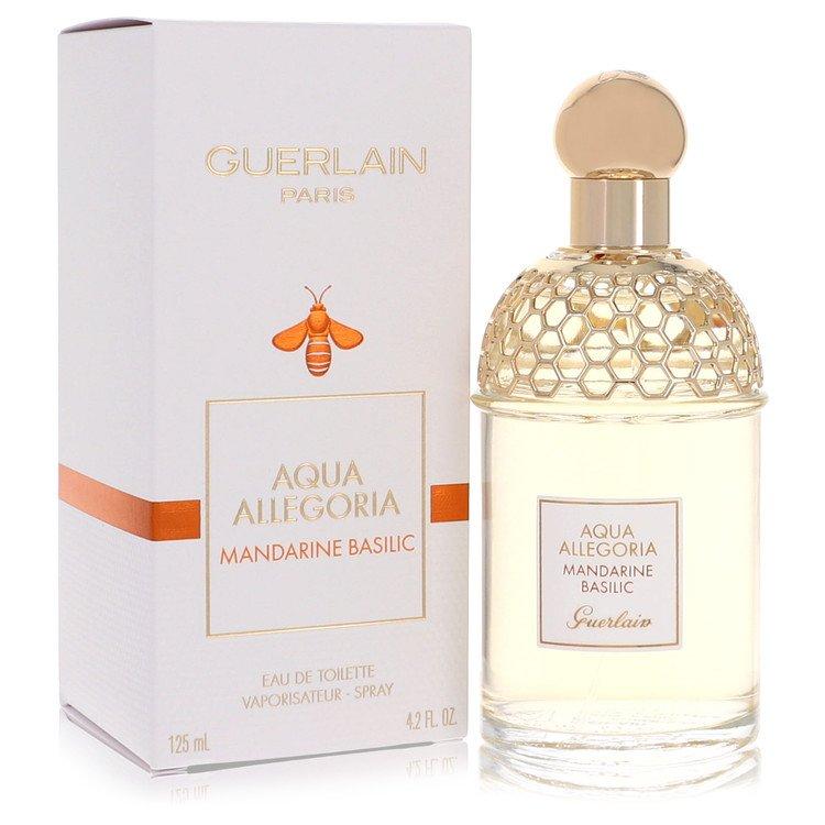 Aqua Allegoria Mandarine Basilic by Guerlain Women's Eau De Toilette Spray (unboxed) 4.2 oz