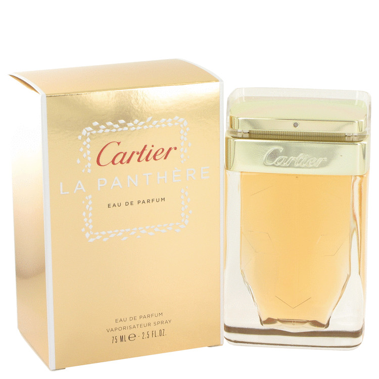 Cartier La Panthere Perfume 2.5 oz EDP Spray (unboxed) for Women