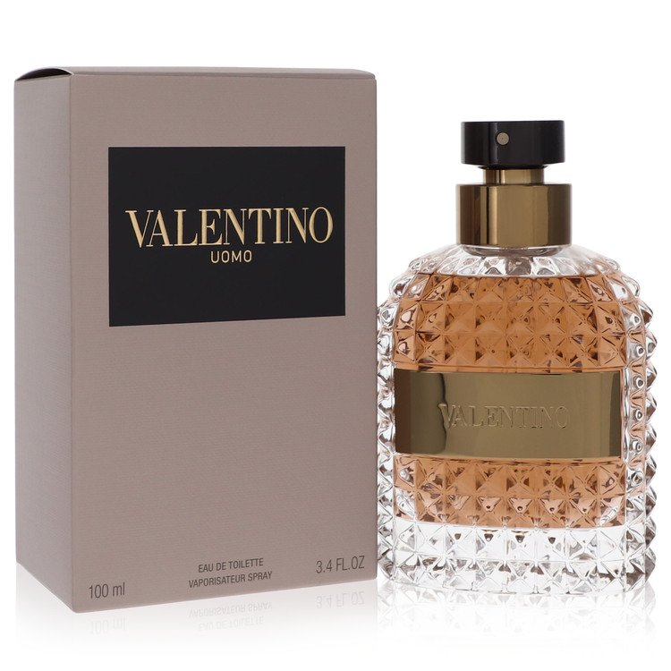 Valentino Uomo Cologne by Valentino 200 ml EDT Spay for Men