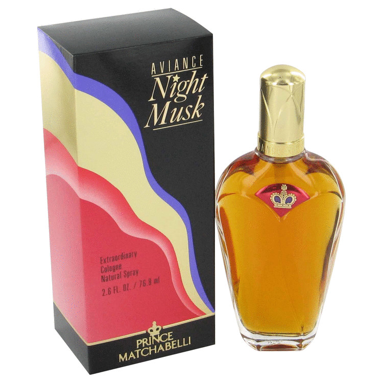 Aviance Night Musk Perfume 40 ml Cologne Spray for Women