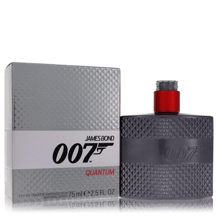 007 Quantum by James Bond Men's Eau De Toilette Spray (Tester) 2.5 oz