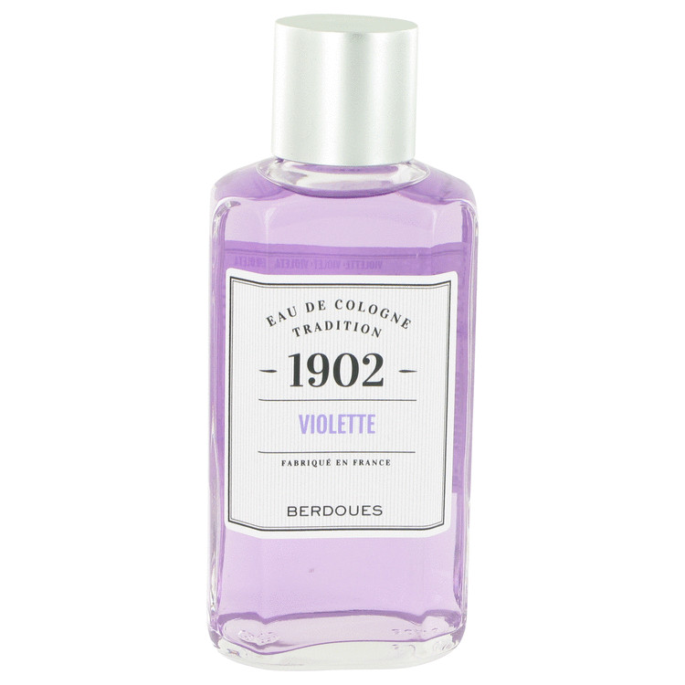 1902 Violette by Berdoues Eau De Cologne Spray (Tester) 4.2 oz