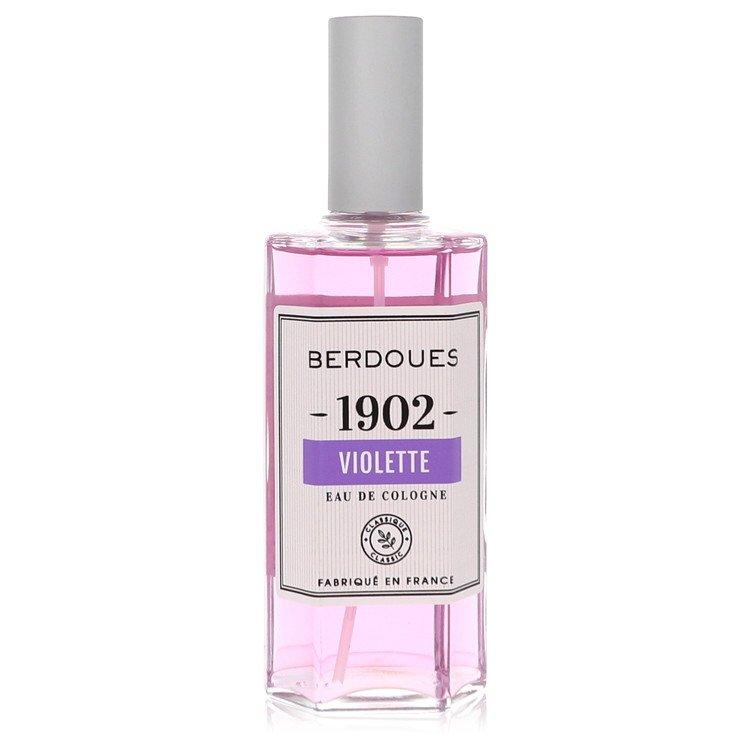 1902 Violette by Berdoues for Women Eau De Cologne Spray (Tester) 4.2 oz
