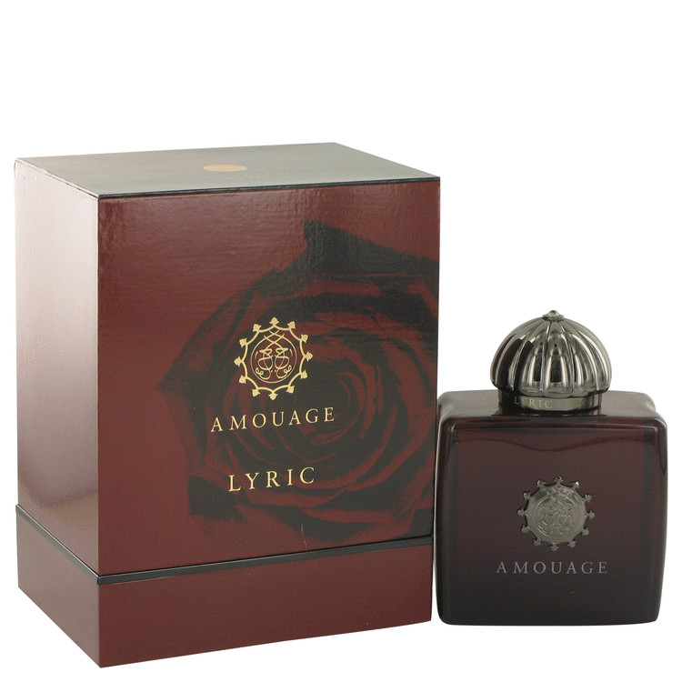 Amouage Lyric by Amouage Women's Eau De Parfum Spray (unboxed) 3.4 oz