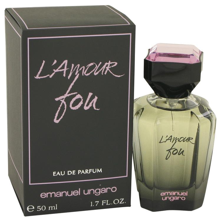 L'amour Fou Perfume by Ungaro 3.4 oz EDP Spray for Women