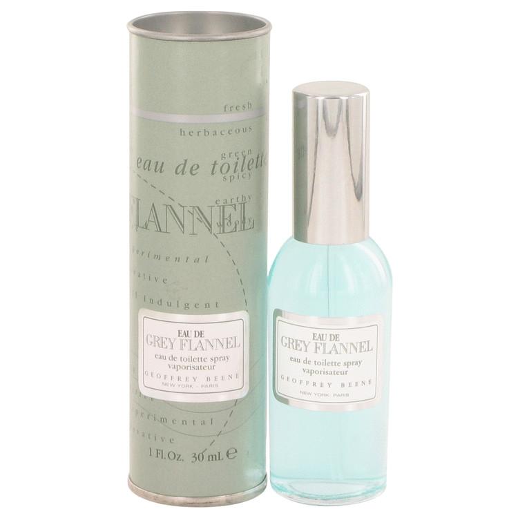 EAU DE GREY FLANNEL by Geoffrey Beene for Men Eau De Toilette Spray 1 oz