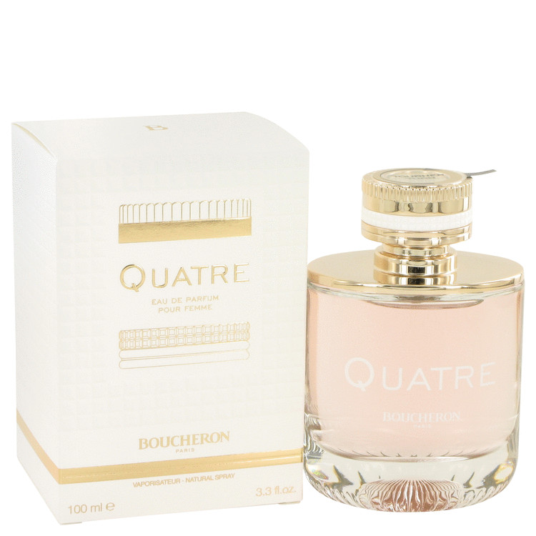 Quatre by Boucheron Women's Eau De Parfum Spray (unboxed) 1.7 oz