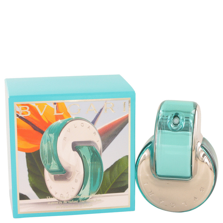 Omnia Paraiba by Bvlgari Women's Eau De Toilette Spray 1.3 oz