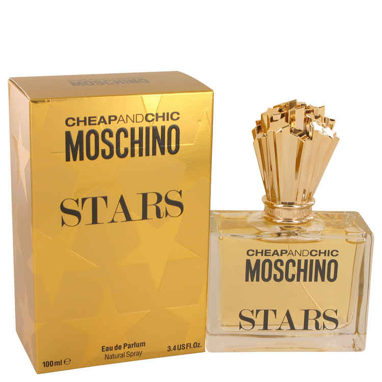 Moschino Stars Perfume by Moschino 1.7 oz EDP Spay for Women