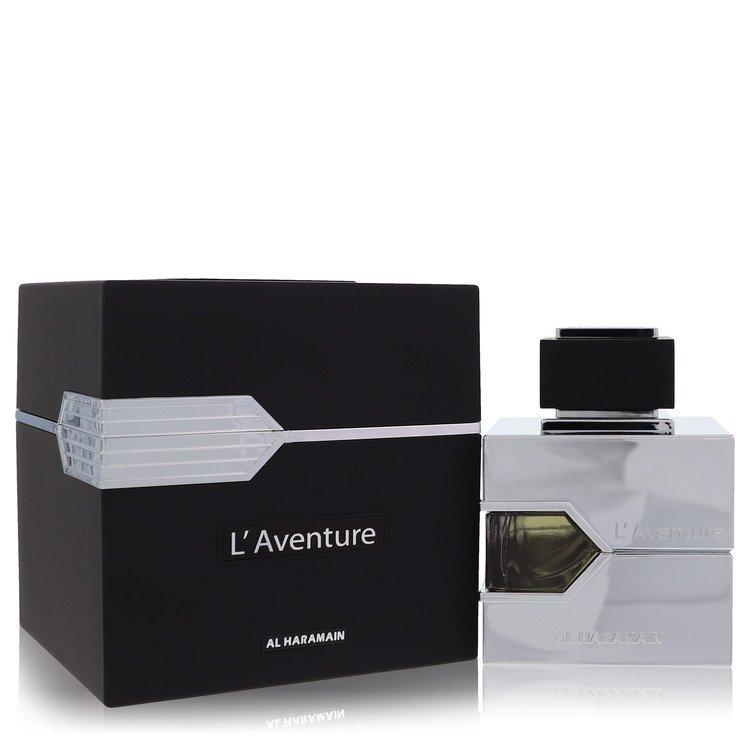 L'aventure by Al Haramain Men's Eau De Parfum Spray 6.7 oz