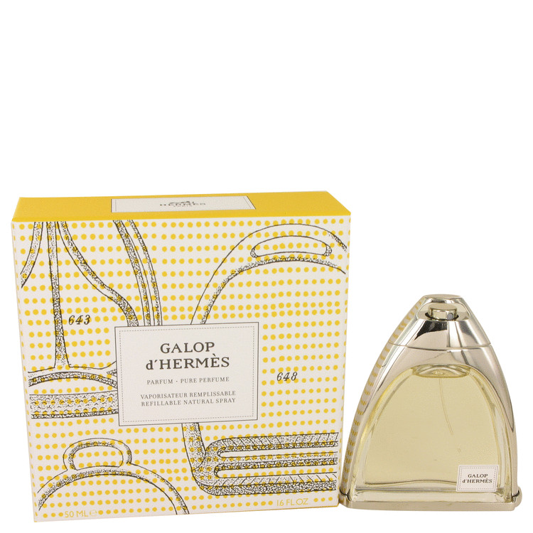 Galop D'hermes Perfume 4.2 oz EDP Spray Refillable (Tester) for Women