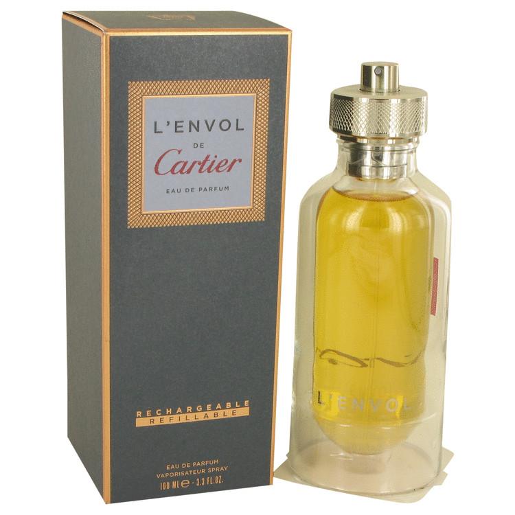 L'envol De Cartier by Cartier Men's Eau De Toilette Spray 2.7 oz