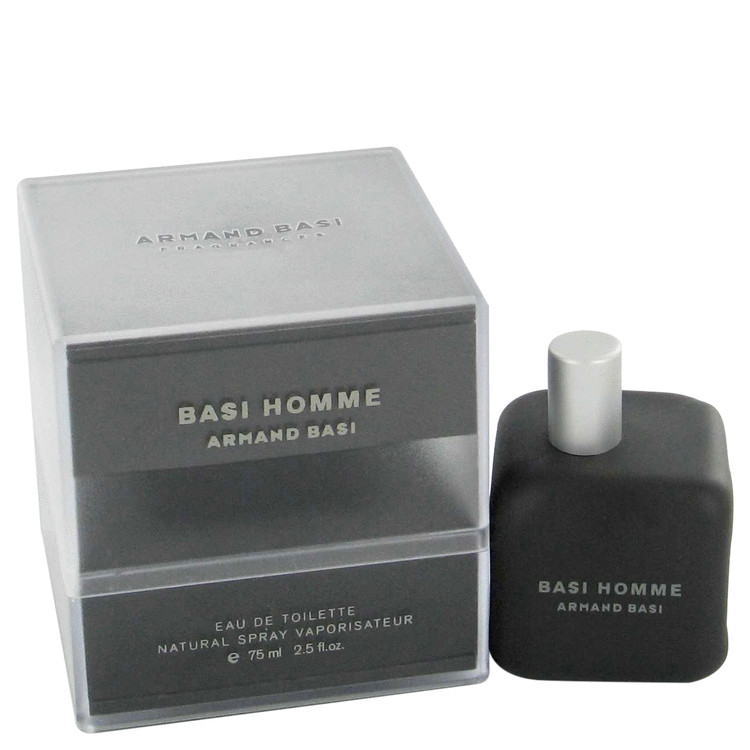Basi Homme Cologne by Armand Basi 2.5 oz EDT Spray for Men