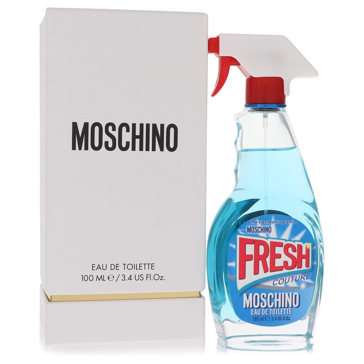 Moschino Fresh Couture by Moschino for Women Eau De Toilette Spray (Tester) 3.4 oz