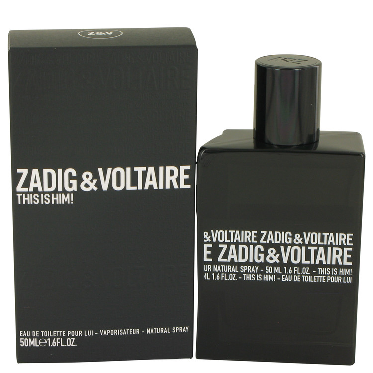 This Is Him by Zadig & Voltaire Men's Deodorant Stick 2.6 oz