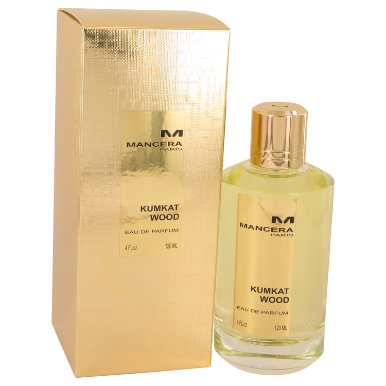 Mancera Kumkat Wood by Mancera Women's Eau De Parfum Spray (Unisex Unboxed) 4 oz