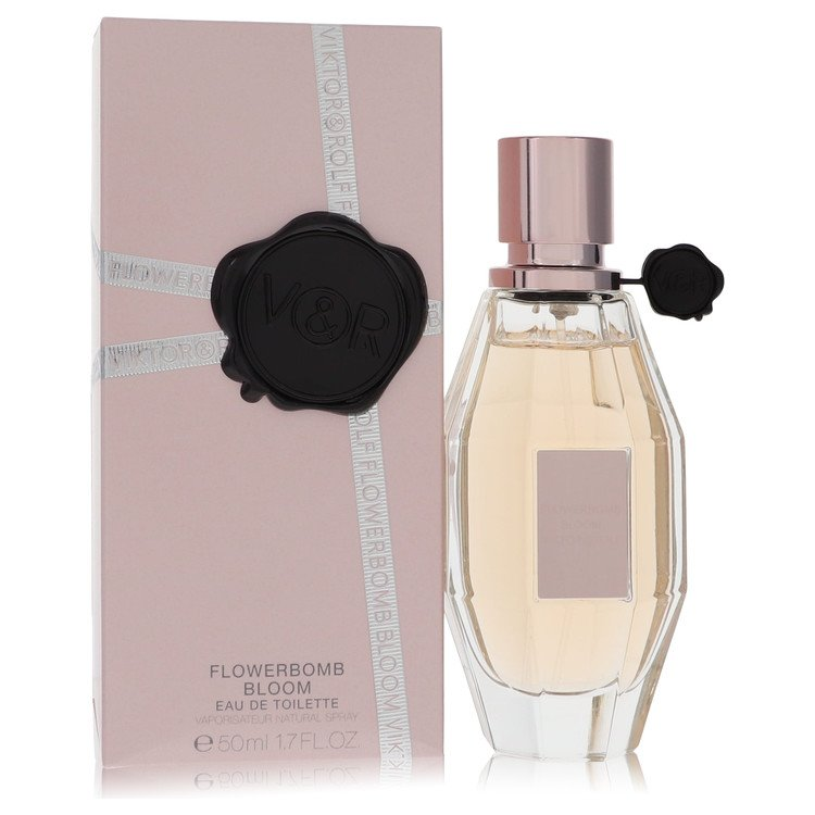 Flowerbomb Bloom Perfume 100 ml EDT Spray(Tester) for Women