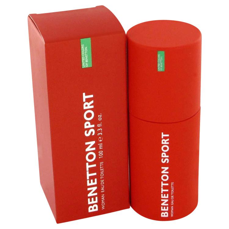 Benetton Sport Perfume by Benetton 50 ml EDT Spay for Women