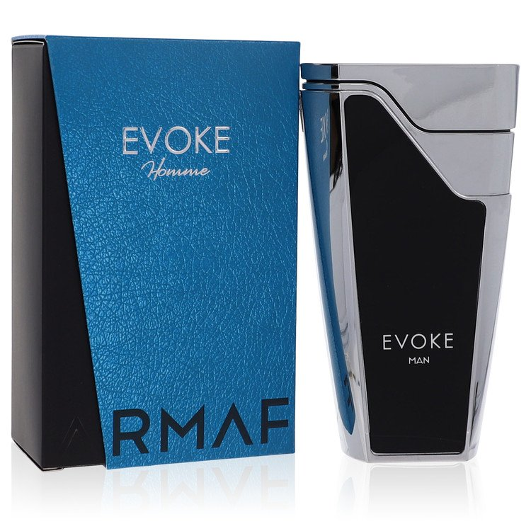 Armaf Evoke Blue by Armaf Men's Eau De Parfum Spray (unboxed) 2.7 oz