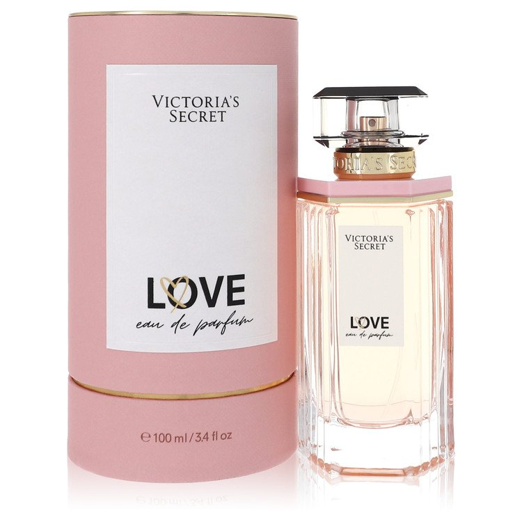Victoria's Secret Love by Victoria's Secret Women's Eau De Parfum Spray 1 oz
