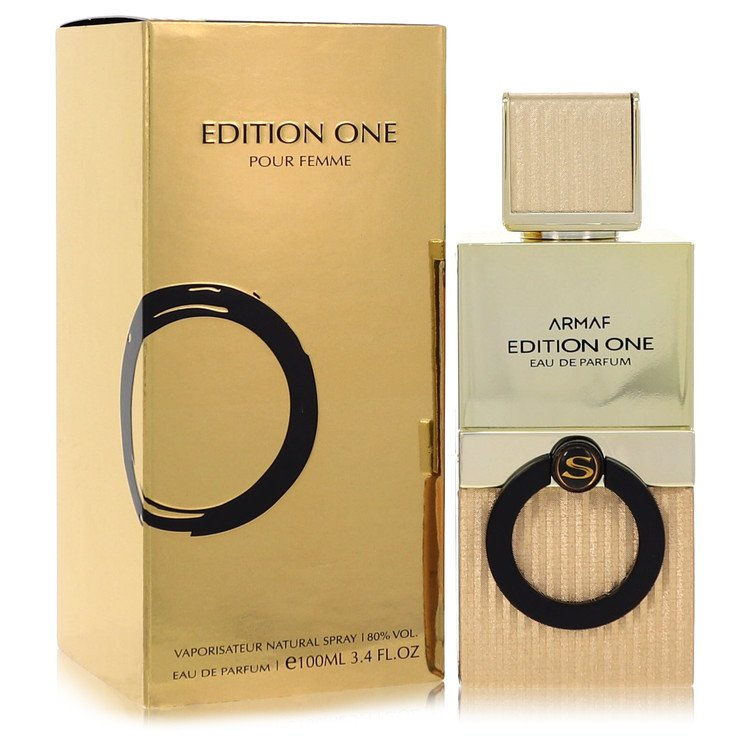 Armaf Edition One by Armaf Women's Eau De Parfum Spray 3.4 oz