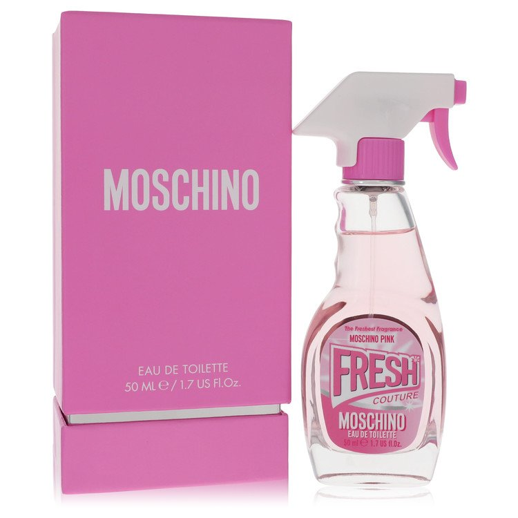 Moschino Pink Fresh Couture Perfume 1.7 oz EDT Spay for Women