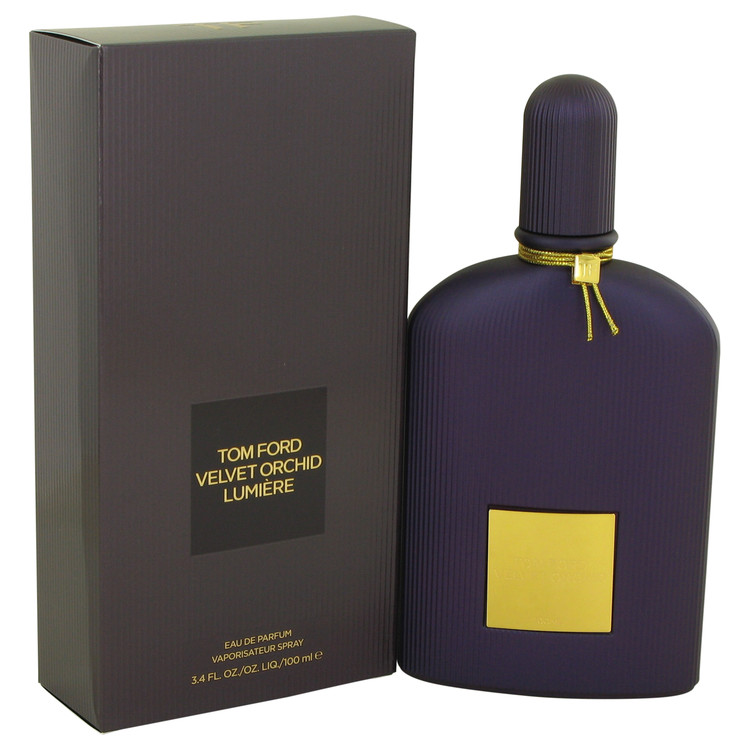 Tom Ford Velvet Orchid Lumiere by Tom Ford Women's Eau De Parfum Spray (Tester) 3.4 oz