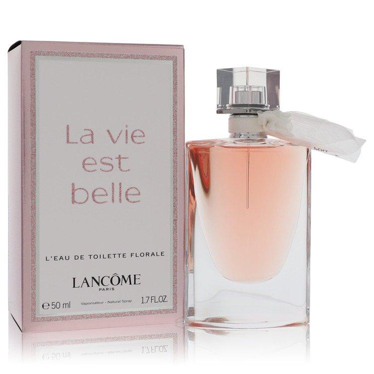 La Vie Est Belle Florale by Lancome Women's Eau De Toilette Spray 1.7 oz