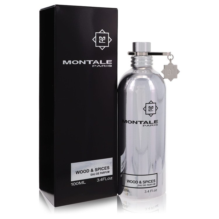 Montale Wood & Spices by Montale Men's Eau De Parfum Spray (unboxed) 3.4 oz