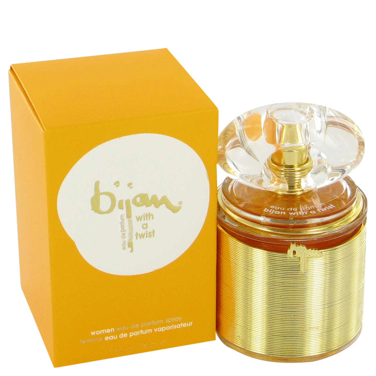 Bijan With A Twist Perfume 1.7 oz EDP spray (unboxed) for Women