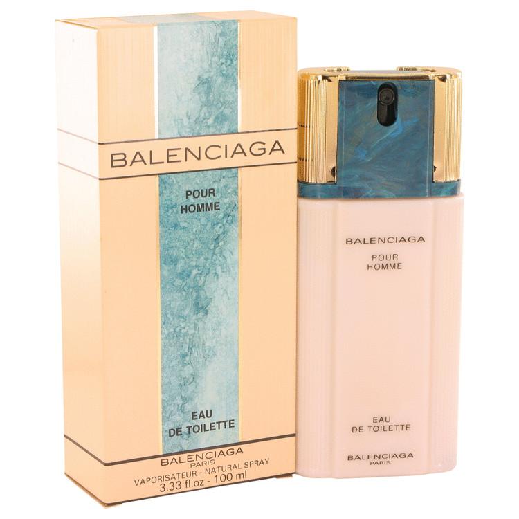 Balenciaga Pour Homme Cologne by Balenciaga 3.4 oz EDT Spay for Men