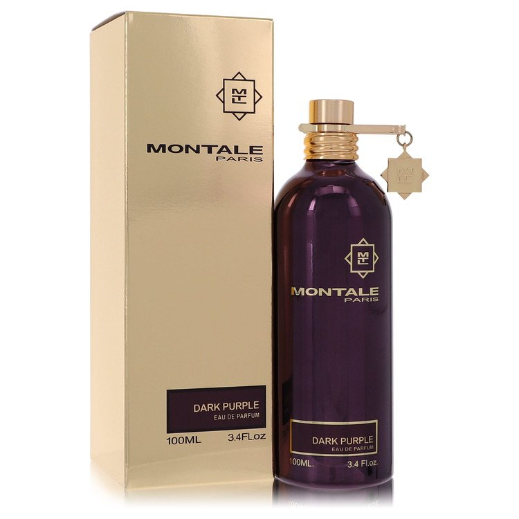 Montale Dark Purple by Montale Women's Eau De Parfum Spray (unboxed) 3.4 oz