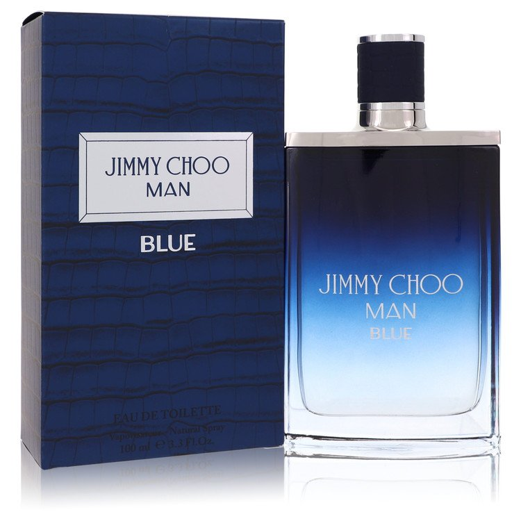 Jimmy Choo Man Blue Cologne by Jimmy Choo 1 oz EDT Spay for Men