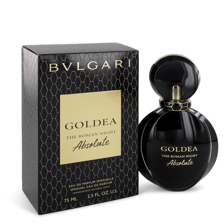 Bvlgari Goldea The Roman Night Absolute by Bvlgari Women's Eau De Parfum Spray 1.7 oz
