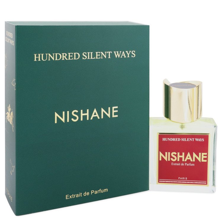 Hundred Silent Ways by Nishane Women's Extrait De Parfum Spray (Unisex Unboxed) 1.7 oz