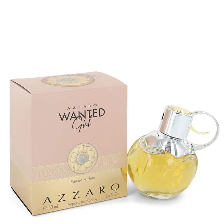Azzaro Wanted Girl by Azzaro Women's Eau De Parfum Spray 1 oz
