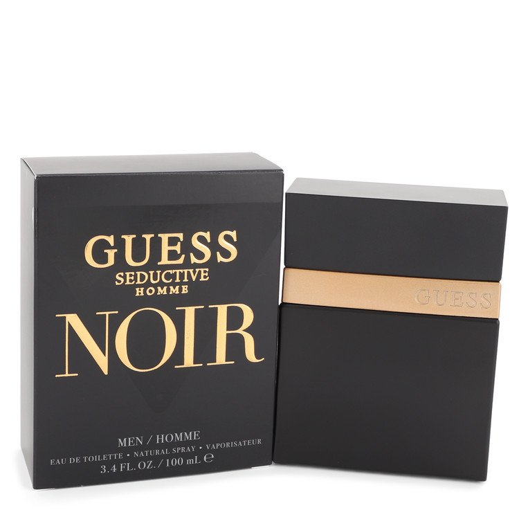Guess Seductive Homme Noir Cologne By Guess Fragrancex Com