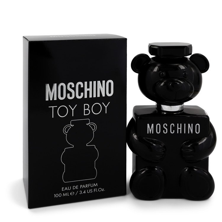 Moschino Toy Boy by Moschino Men's Eau De Parfum Spray (unboxed) 1 oz