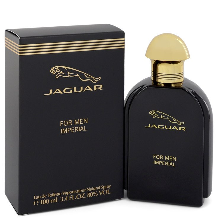 Jaguar Imperial by Jaguar Men's Eau De Toilette Spray (unboxed) 3.4 oz