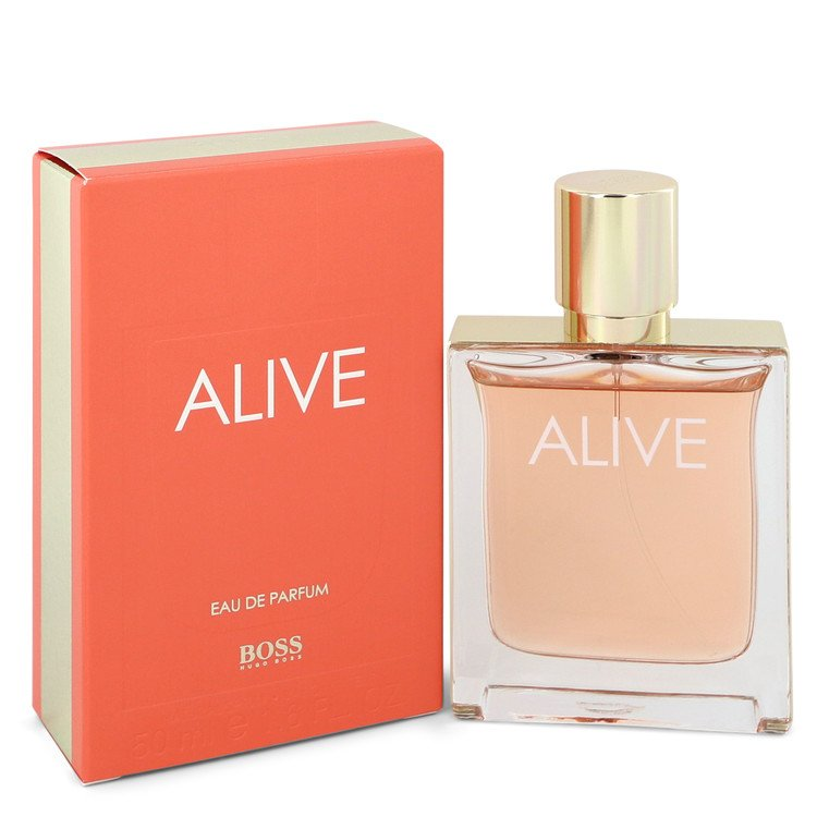 Boss Alive by Hugo Boss Women's Eau De Parfum Spray (Tester) 2.7 oz