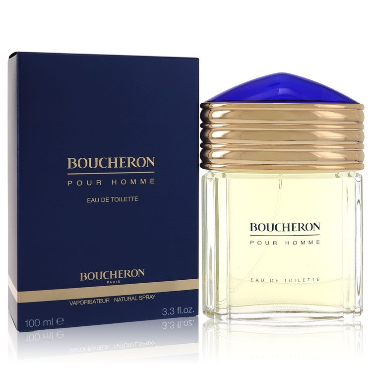 Boucheron by Boucheron Men's Vial EDT Spray (sample) .06 oz