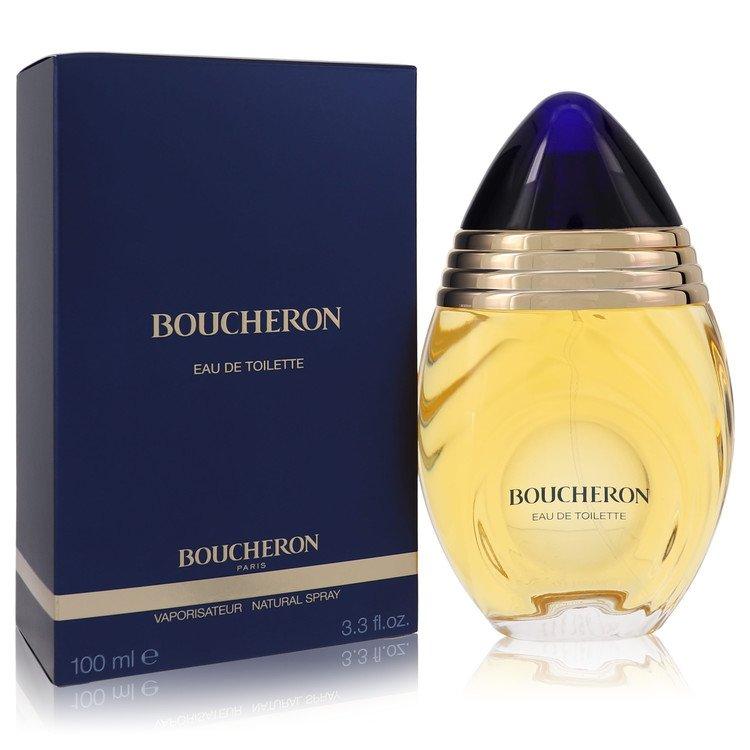Boucheron Perfume 2.5 oz EDT Spray Refillable for Women