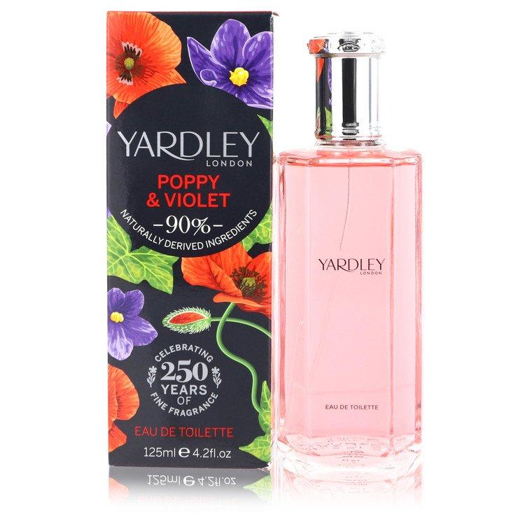 Yardley Poppy & Violet by Yardley London Women's Body Fragrance Spray 2.6 oz